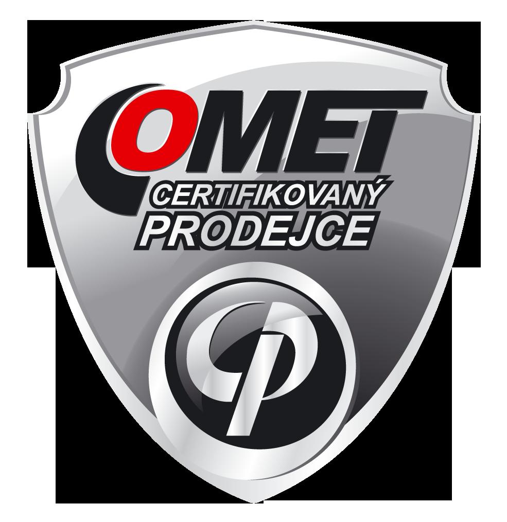 Certifikovaný prodejce Comet